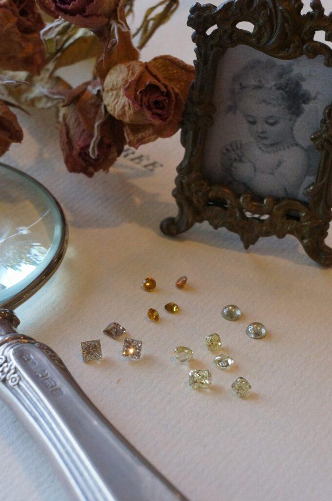 ダイアモンドの魅力