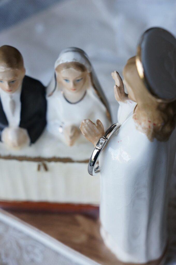 煌めきに誓いを 結婚指輪