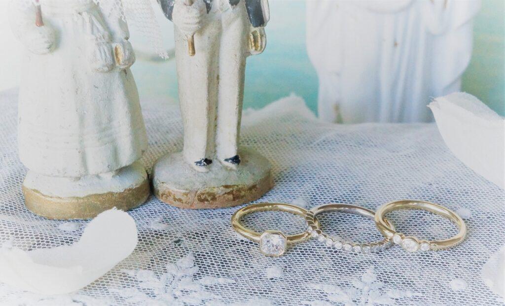 幸せに寄り添うリング