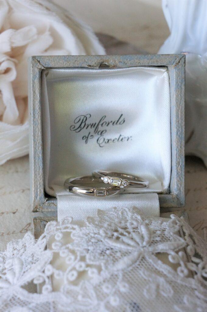 素敵なきらめき 結婚指輪