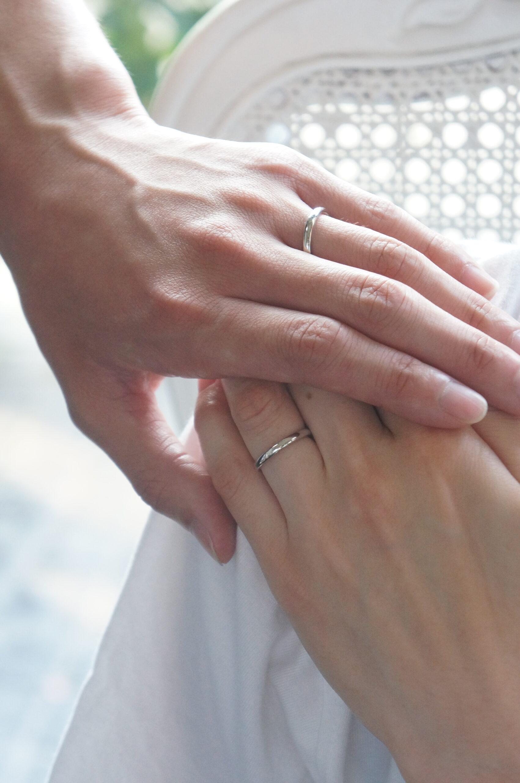 素敵なしるしへ♡ 結婚指輪