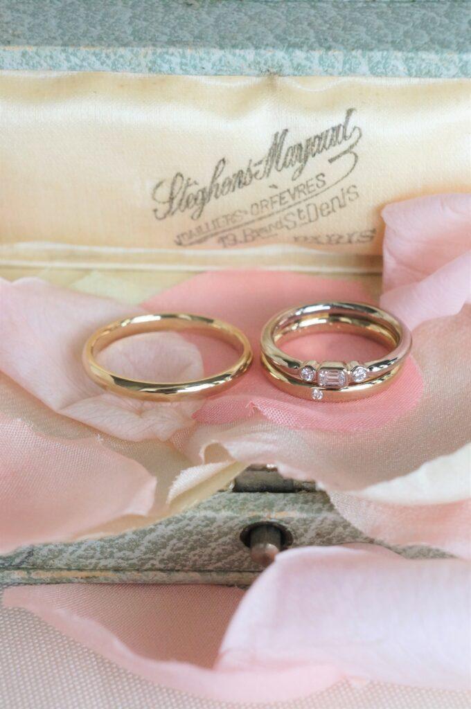 彼女のお気に入りを婚約指輪に♡